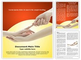 Acupressure Editable Word Template