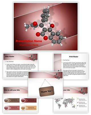 Warfarin Editable PowerPoint Template