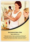 Osteoporosis Exercises Word Templates