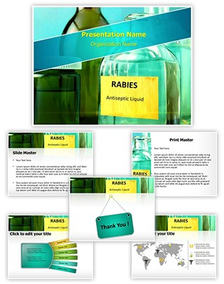 Tetanus Toxoid Editable PowerPoint Template