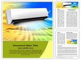 Air Conditioning Template