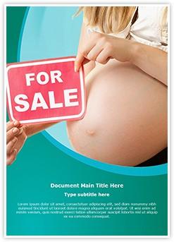 Surrogacy Editable Word Template