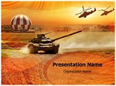Army Operation Editable PowerPoint Template