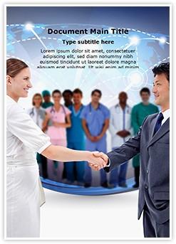 Medical Brain Drain Editable Word Template