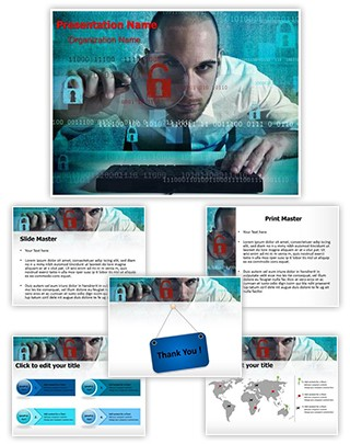 Hacking Editable PowerPoint Template