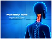 Cervical Spine Anatomy PowerPoint Templates