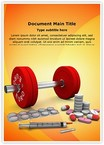 Doping Word Templates