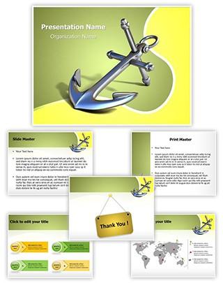 Anchor Editable PowerPoint Template