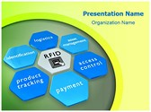 Rfid Tag Editable PowerPoint Template