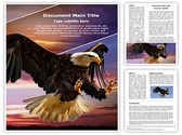 Eagle Flight Template