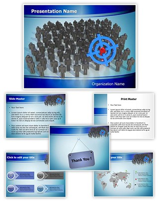 Target Customer Editable PowerPoint Template