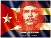 Cuba Che Guevara Template