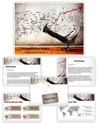 Job Satisfaction Editable PowerPoint Template
