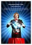 Magic Show Wizard Spell