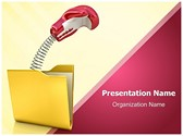 Surprise Document Editable PowerPoint Template