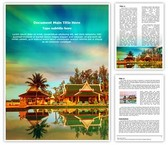 Holiday Resort Template