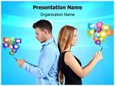 Generation Y Editable PowerPoint Template