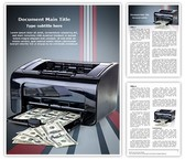 Printer Printing Forgery