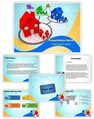 Sociology Editable PowerPoint Template