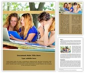 Technology and University Template