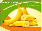 Bananas PowerPoint Templates