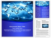 Internet Abstract Template
