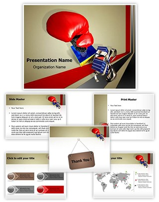 Fake Gift Editable PowerPoint Template