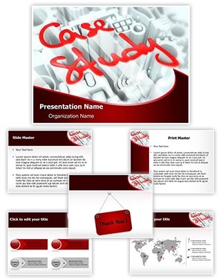 Case Study Editable PowerPoint Template