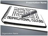 Organizational Culture Template