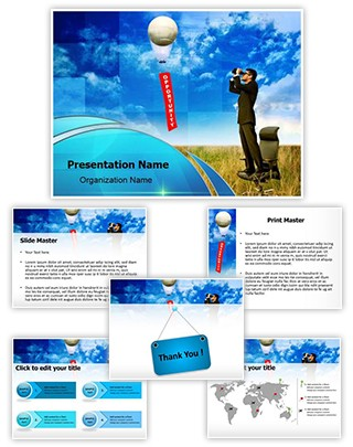 Business Opportunity Editable PowerPoint Template