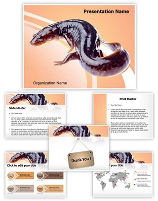 Amphibian Editable PowerPoint Template