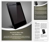 Mobile Smartphone Template