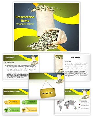 Annuity Editable PowerPoint Template