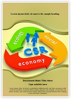 CSR Lifecycle Editable Word Template