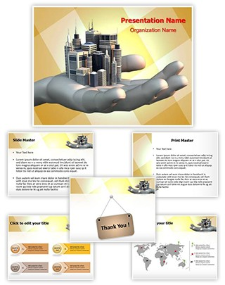 Tycoon Editable PowerPoint Template