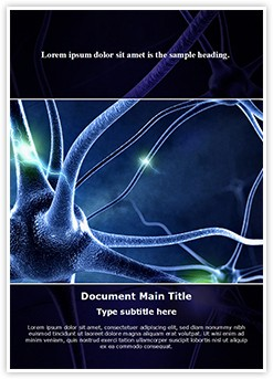 Neurology Editable Word Template