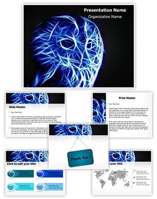 Art Design Editable PowerPoint Template