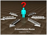 Choosing Career Editable PowerPoint Template