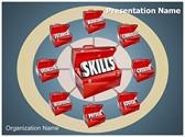 Skills Editable PowerPoint Template