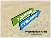 Training and Development Editable PowerPoint Template