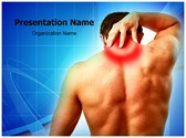 Neck Pain PowerPoint Templates
