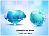 Blue Sapphire Diamond Template
