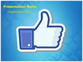Social Media Like Symbol Template
