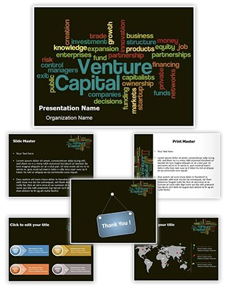 Venture Capital Editable PowerPoint Template