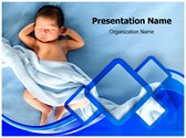 Newborn Baby PowerPoint Templates