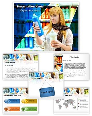 Product Comparison Editable PowerPoint Template