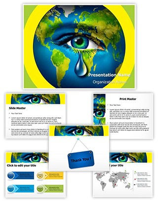Developing Country Editable PowerPoint Template