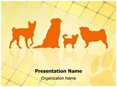Pet Dog Breeds Editable PowerPoint Template