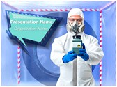 Infection Control Editable PowerPoint Template