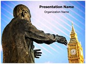 Nelson Mandela Editable PowerPoint Template